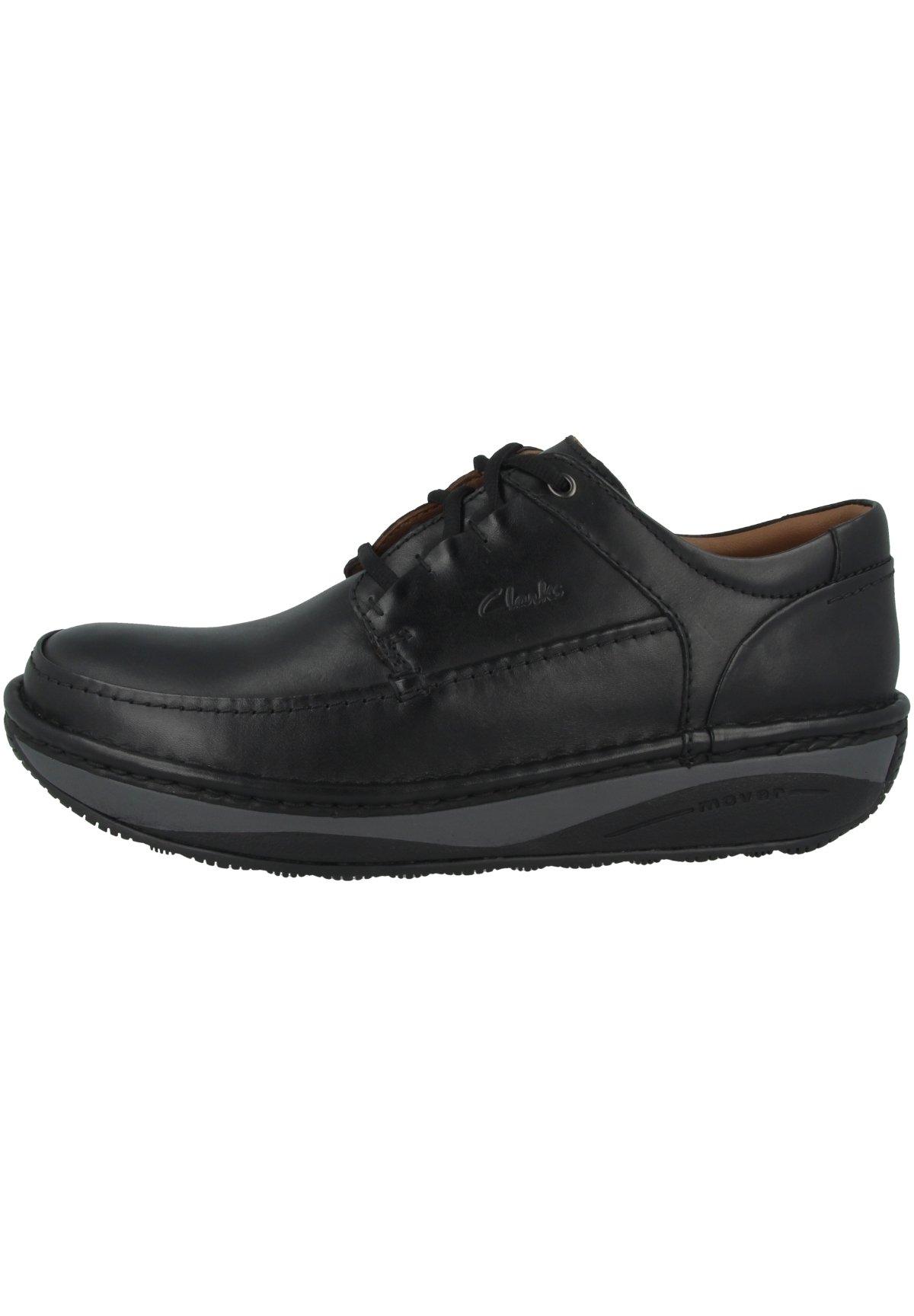 Homme SOUL - Derbies - black leather