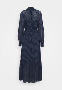 MICHAEL Michael Kors - PERFECTION DOTS DRESS - Maxi dress - dark blue - 6