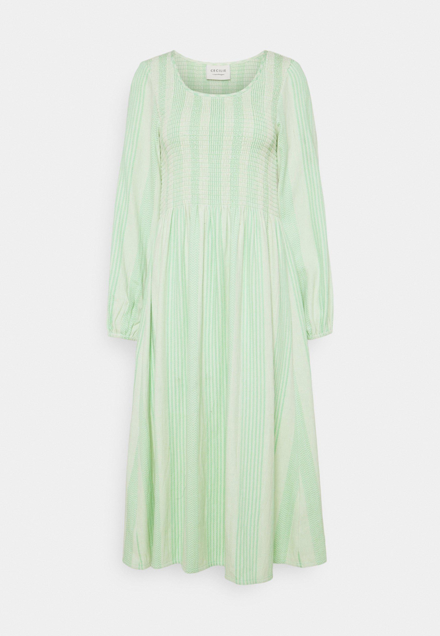 Women ALISHA LONG DRESS - Day dress