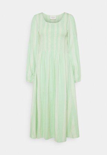 ALISHA LONG DRESS - Day dress - quiet green