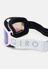 Giro - ROAM - Ski goggles - white core loden green/yellow - 4