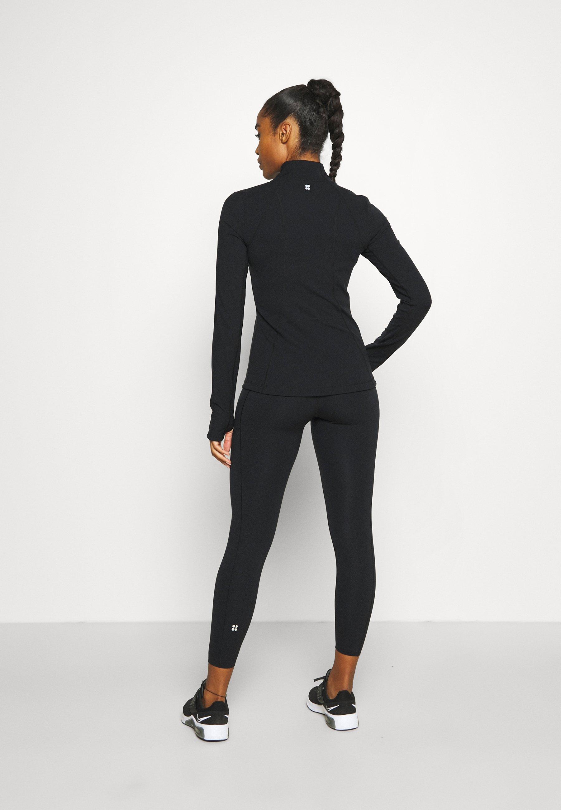 Women POWER WORKOUT ZIP THROUGH JACKET - Training jacket