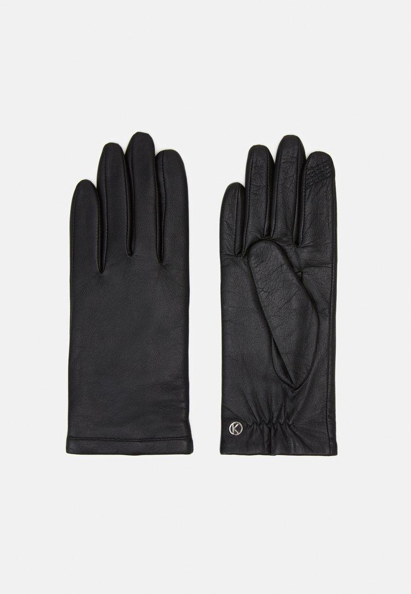 Otto Kessler - Gloves - black