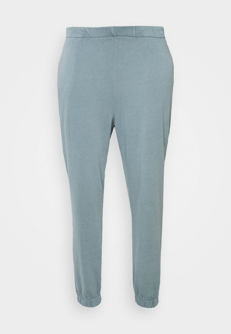 Cotton On Curve - HIGH RISE TRACKPANT - Joggebukse - mid blue