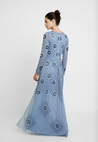 Lace & Beads - AMBER - Occasion wear - blue - 3