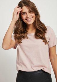 Vila - VISUS  - Basic T-shirt - pink - 3