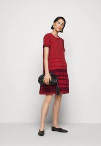 CECILIE copenhagen - DRESS - Day dress - safran - 1