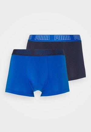 BASIC TRUNK 2 PACK - Culotte - true blue
