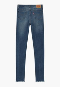 Levi's® - 720 HIGH RISE SUPER SKINNY - Skinny džíny - hometown blue - 1