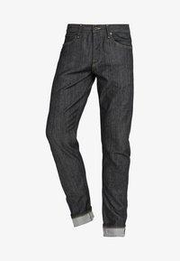 JJIGLENN JJROYAL - Straight leg jeans - blue denim