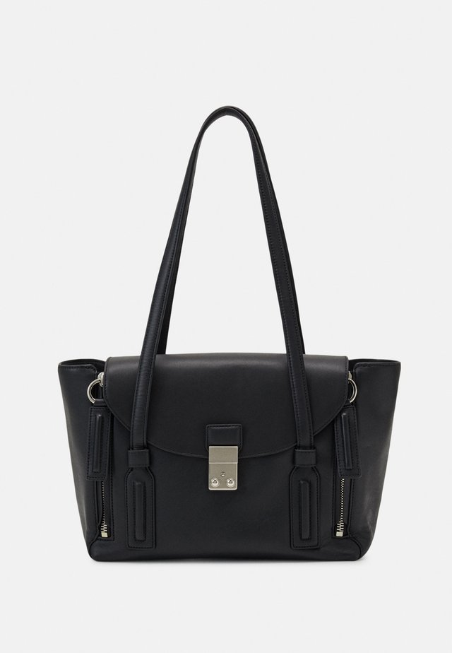 PASHLI MEDIUM SHOULDER BAG - Borsa a mano - black