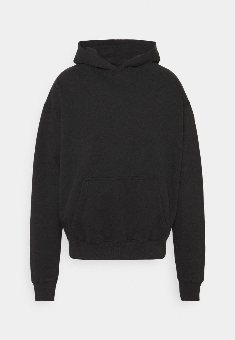 Pegador - HEAVY OVERSIZED HOODIE UNISEX - Sweatshirt - washed black