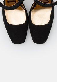 MOSCHINO - High heels - fantasy color - 6