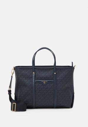 BECK TOTE - Handbag - blue