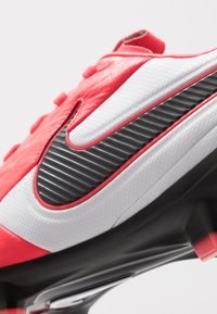 Nike Performance - TIEMPO LEGEND 8 PRO FG - Moulded stud football boots - laser crimson/black/white - 5