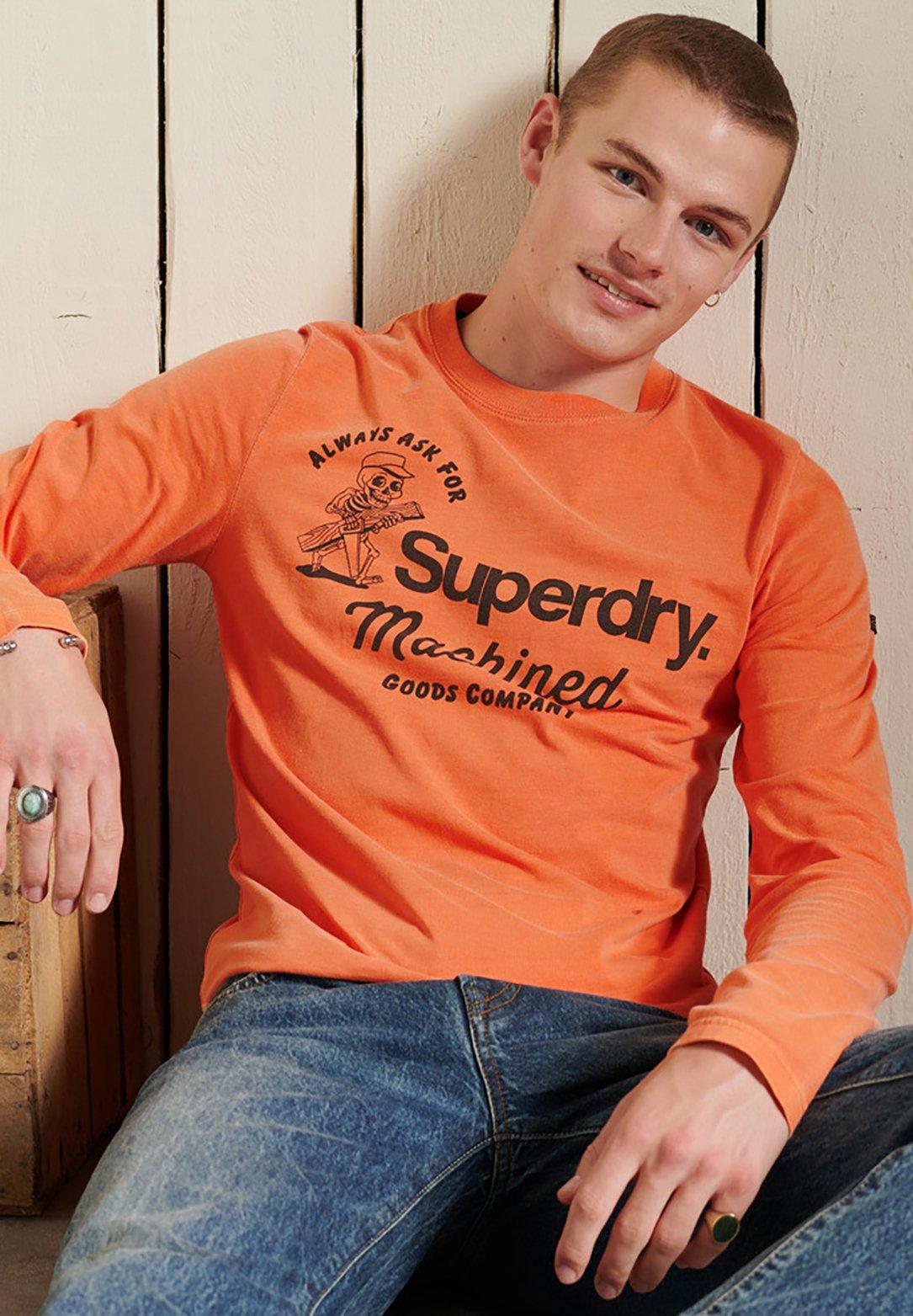 Uomo AMERICAN CLASSIC - Maglietta a manica lunga