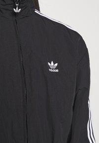 adidas Originals - BOILER SUIT - Mono - black - 7