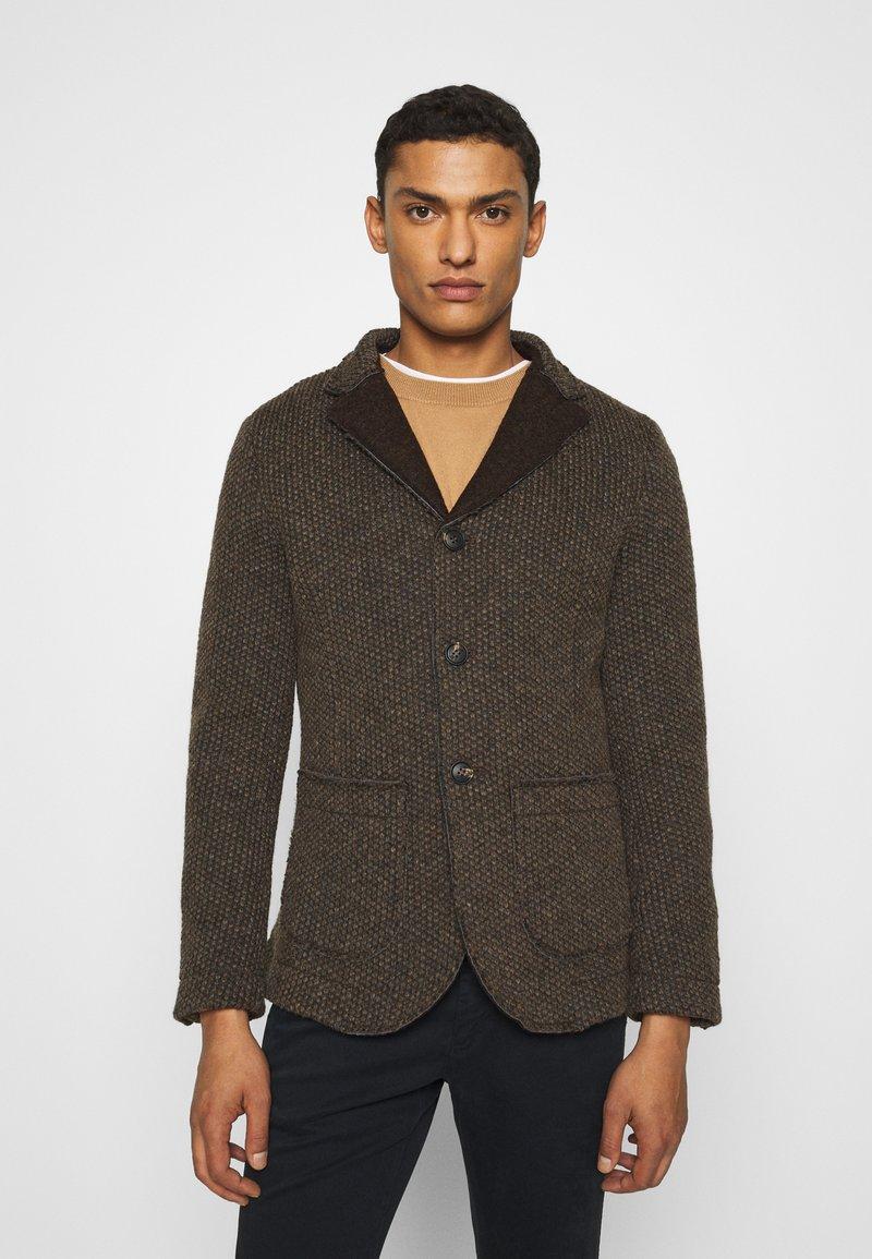 Mason's - AURELIA - Blazer - brown/beige