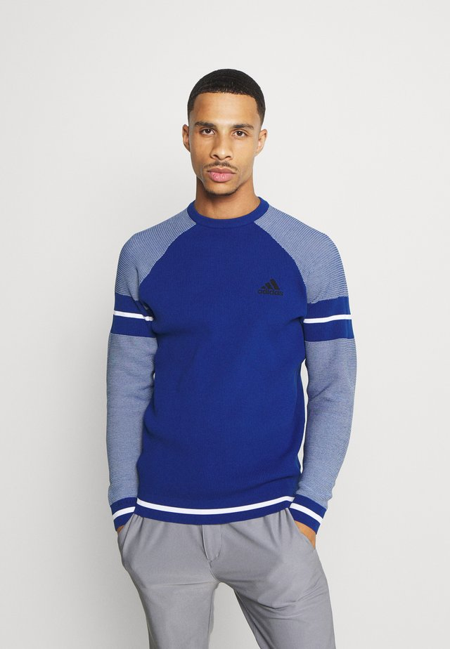 PERFORMANCE SPORTS GOLF - Neule - royal blue
