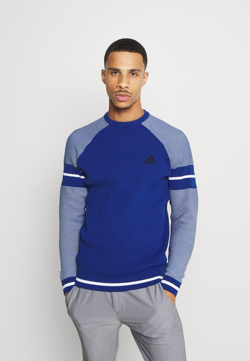 adidas Golf - PERFORMANCE SPORTS GOLF - Svetr - royal blue
