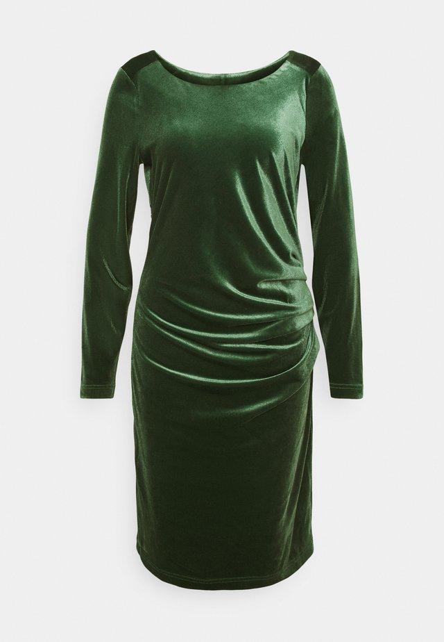 KELLY DRESS - Cocktailkjole - dark green