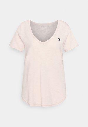 SOFT TEE - T-shirts - pink