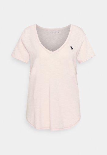 SOFT TEE - Basic T-shirt - pink