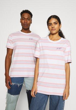 UNISEX - T-shirt imprimé - pink/lilac
