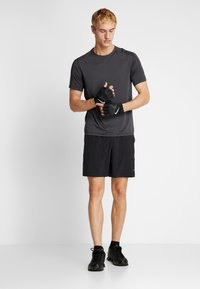 Calvin Klein Performance - TEE - T-shirt print - grey - 1