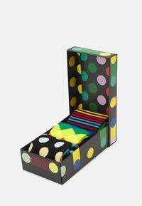 Happy Socks - 3-PACK CLASSIC SOCKS GIFT SET UNISEX - Socks - multi - 1