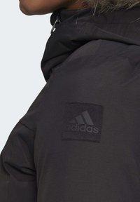 adidas Performance - XPLORIC PARKA - Winter coat - black - 5