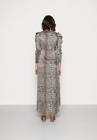 Notes du Nord - VICTORIA DRESS LEO - Maxi dress - brown/copper - 2