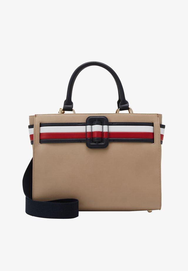CHIC SATCHEL - Handbag - beige