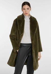 SET - Classic coat - ivy green - 2