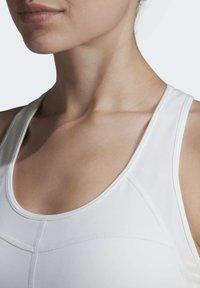 adidas by Stella McCartney - ESSENTIALS BRA - Sport BH - white - 4