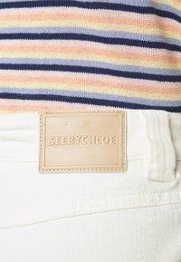 See by Chloé - Široké džíny - brilliant white - 4