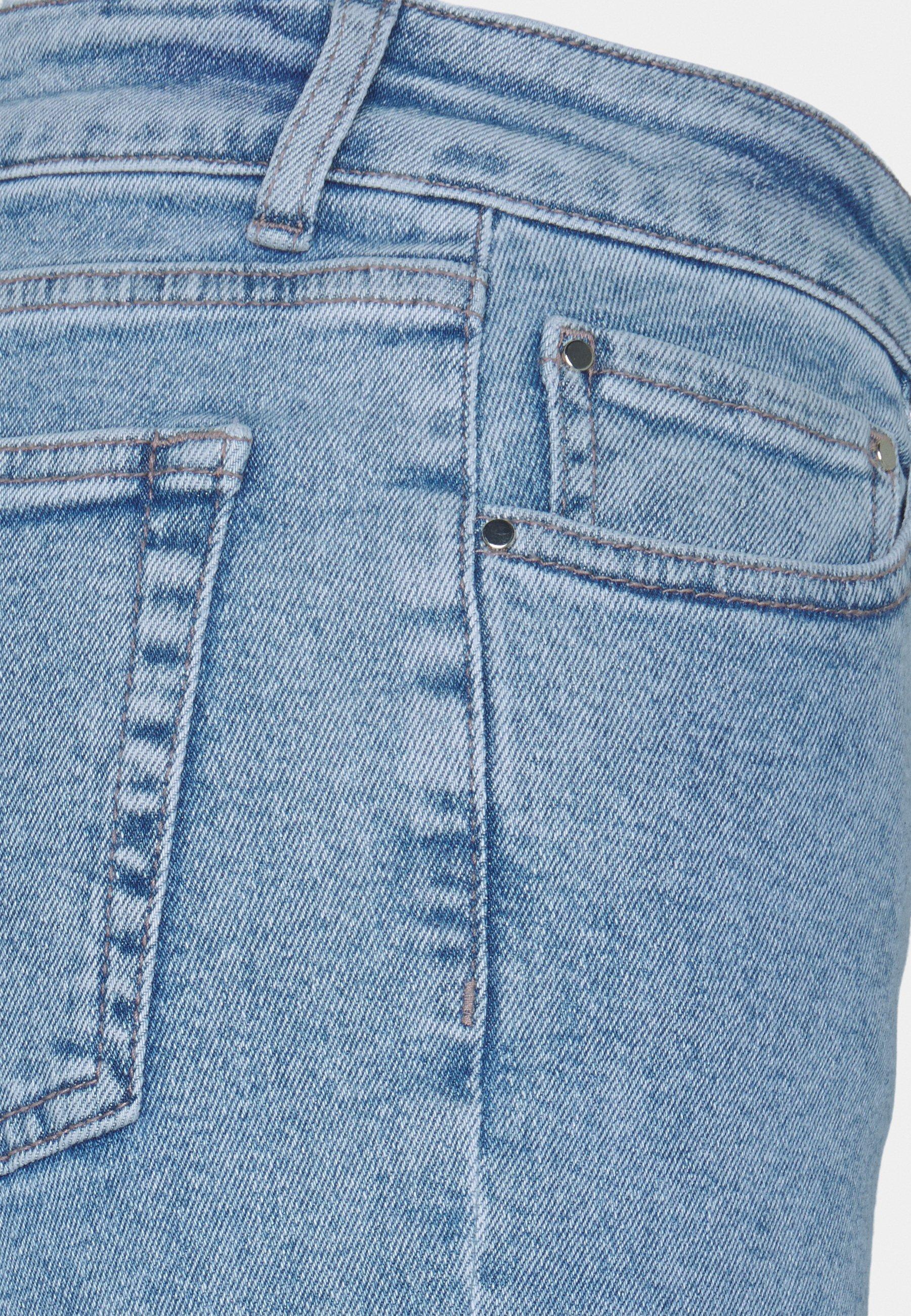 New Arrival Women's Clothing Karen by Simonsen CAILYKB Relaxed fit jeans medium blue denim JRONdDJ7f