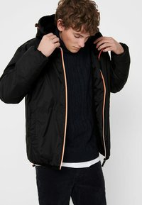 Only & Sons - Winter jacket - black - 3