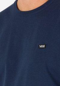 Vans - OFF THE WALL CLASSIC - Shirt - dress blues - 3