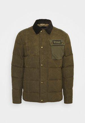 RANGER JACKET - Down jacket - salvia/tent