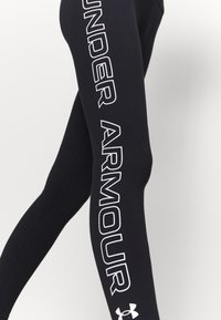 Under Armour - FAVORITE LEGGINGS - Medias - black - 4