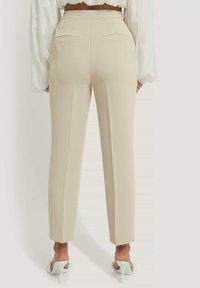 NA-KD - Trousers - offwhite - 2