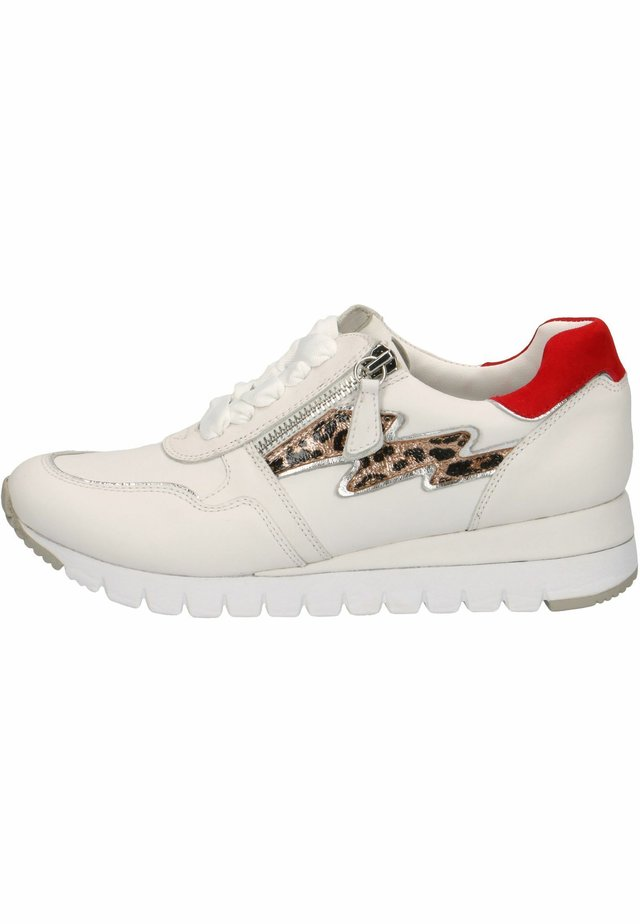 Sneakers - white comb