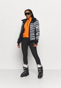 Toni Sailer - AVA - Spodnie narciarskie - black - 1