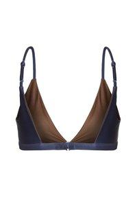 boochen - AMAMI - Bikini top - dark blue - 6