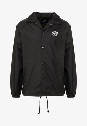 TORREY - Summer jacket - black/white
