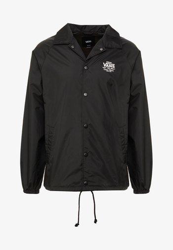 MN TORREY - Summer jacket - black/white