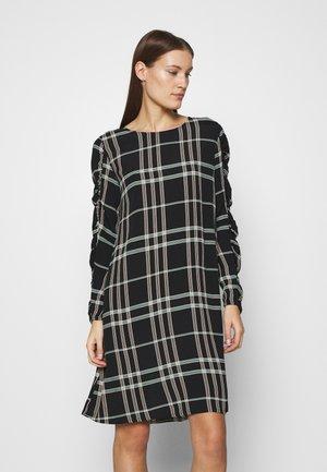 LILLIAN DRESS - Vestito estivo - mono check