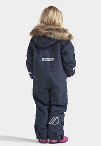 Didriksons - BJÖRNEN - Snowsuit - navy - 2