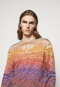 Missoni - LONG SLEEVE CREW NECK - Maglione - multi-coloured